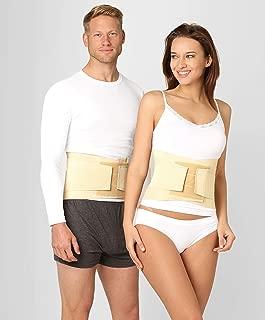 ®BeFit24 - (Size 5) Medical Lumbar Back Brace - Made in Europe - 5 Year Warranty