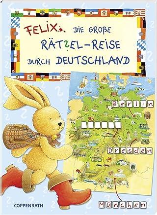 Felix - Die große Rätsel-Reise durch Deutschland
