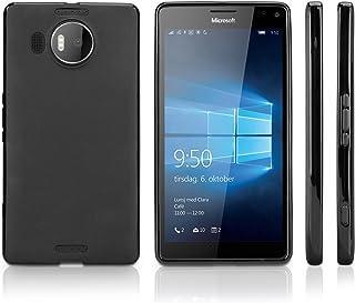 BoxWave Nokia Lumia 950 XL Case, Blackout Case Durable, Slim