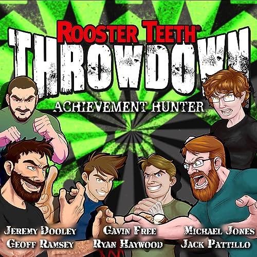 Throwdown Achievement Hunter Feat Geoff Ramsey Jack Pattillo