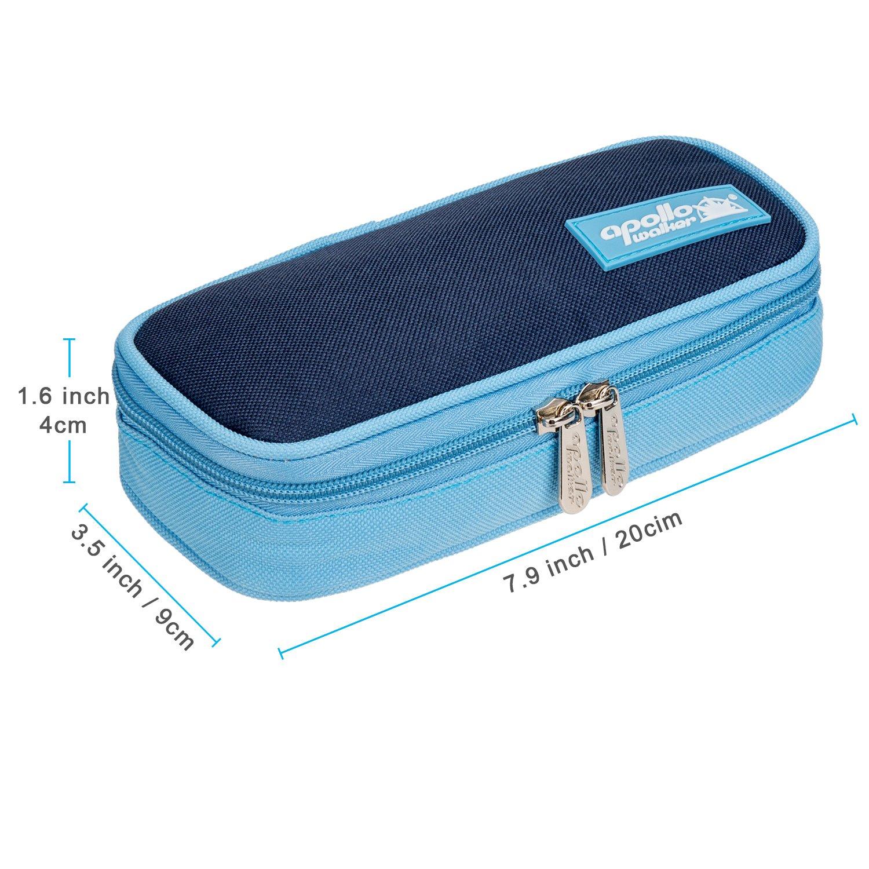 Bolsa diabética ONEGenug Enfriador de insulina Bolsa Bolsa de jeringas para la diabetes, insulina y medicamentos 20x4x9cm (azul): Amazon.es: Deportes y aire libre