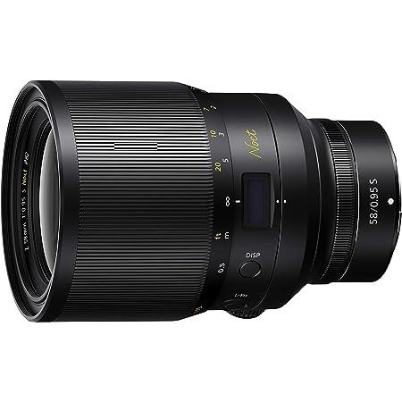 NIKON NIKKOR Z 58mm f/0.95 S Noct Ultra-Shallow Depth of Field Prime Lens for Nikon Z Mirrorless Cameras