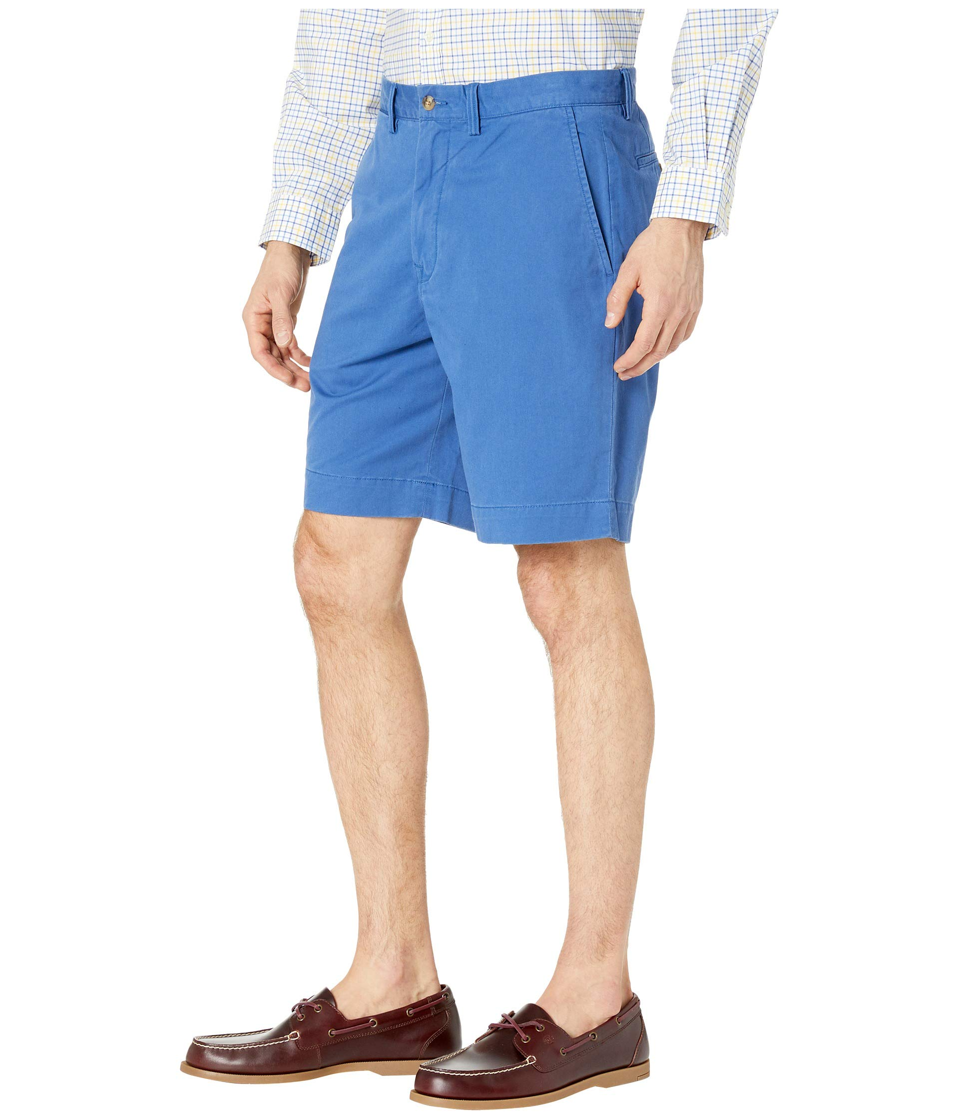 Stretch Polo Classic Royal Lauren Chino Ralph Fit Aged Shorts ggqnE7S1wx