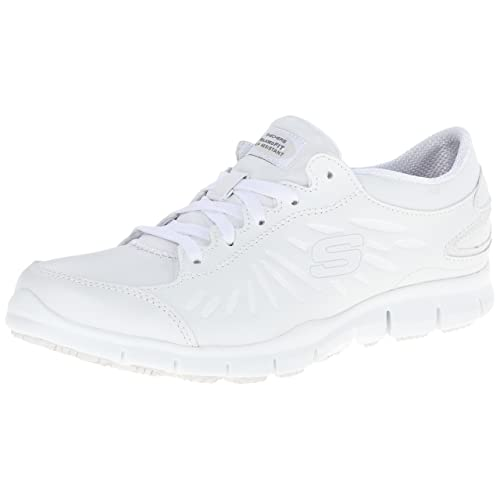 White Leather Tennis Shoes  Amazon.com b91136210