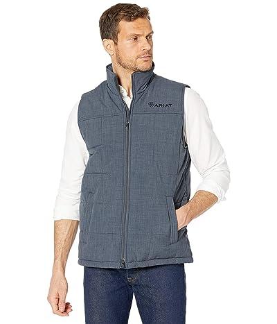 Ariat Crius Insulated Vest (Slate Heather) Men