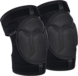 Adjustable Protective Knee Pads Thicken Sponge Cushion Protection -slip Knee Guard Safety Protective Equipment