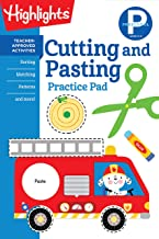 Preschool Cutting and Pasting (Highlights Learn on the Go Practice Pads) PDF