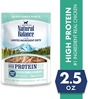 Natural Balance Limited Ingredient 2 5 Ounce