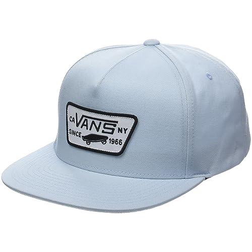 ed02f89ef2 Vans Men s Full Patch Snapback Baseball Cap