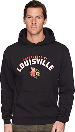 Champion College - Louisville Cardinals Eco® Powerblend® Hoodie 2