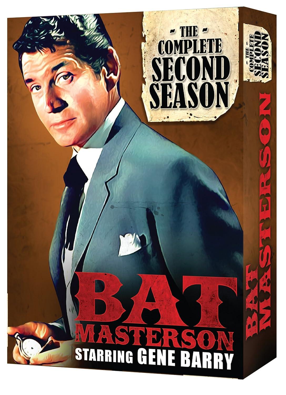 Bat Masterson Complete famous Season Columbus Mall Two