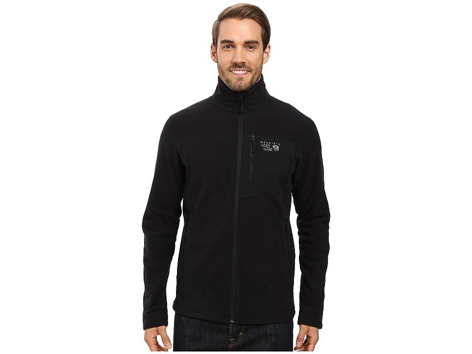 Mountain Hardwear Toasty Twill Jacket (Black) Men