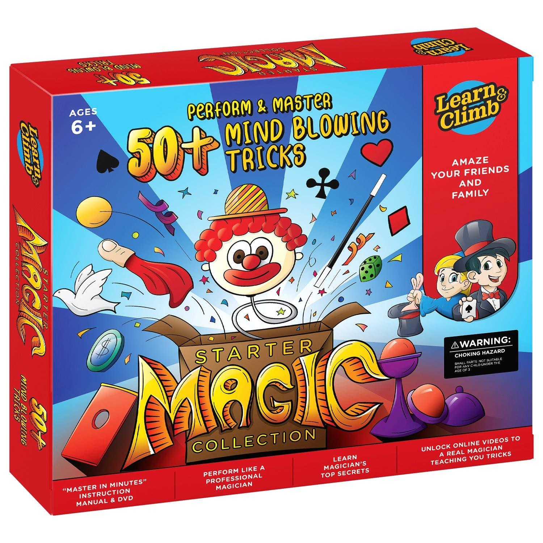Learn Climb Beginners Magic Kids
