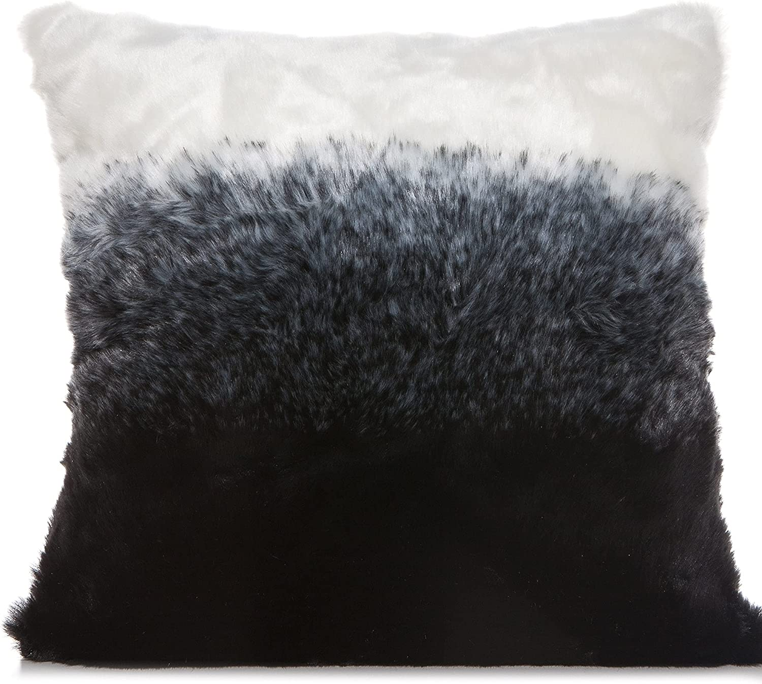 Unknown1 Limited price sale Black White Super-cheap 18 X Mod Accent Pillow Abstract