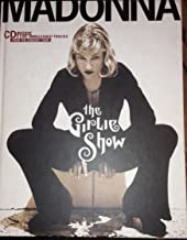 Madonna. The Girlie Show. Inkl. CD. Das World- Tour- Buch