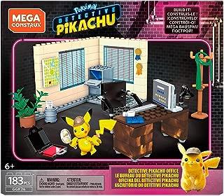 Mega Construx Pokemon Detective Pikachu's Office