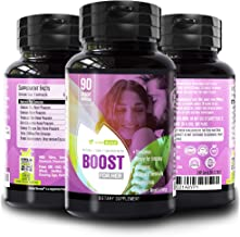 Natural Herbal Female Desire Supplement - Magic Pill for Women Testosterone Booster, Increase Stamina & Energy, Boosts Bed Drive & Prevent Vaginal Dryness 100% Organic Women Supplements 90 Veggie Pill