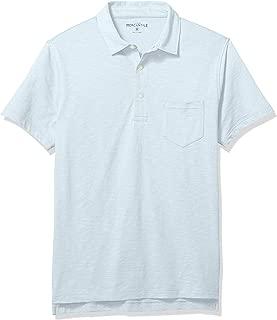 J.Crew Mercantile Men's Short-Sleeve Polo Shirt