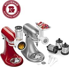 Best kitchenaid ksmgssa mixer attachment pack Reviews