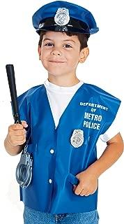 Rubie's Costume Child's Police Officer Dress-Up Kit