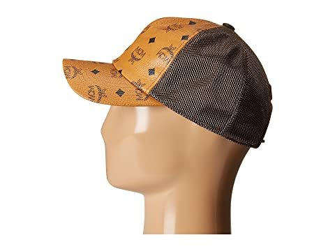 97bfb430a88 MCM Visetos Mesh Cap at Luxury.Zappos.com