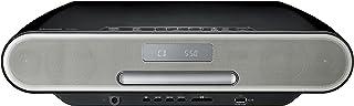 パナソニック ミニコンポ ハイレゾ音源対応 ワイドFM対応/Bluetooth対応 ブラック SC-RS55-K