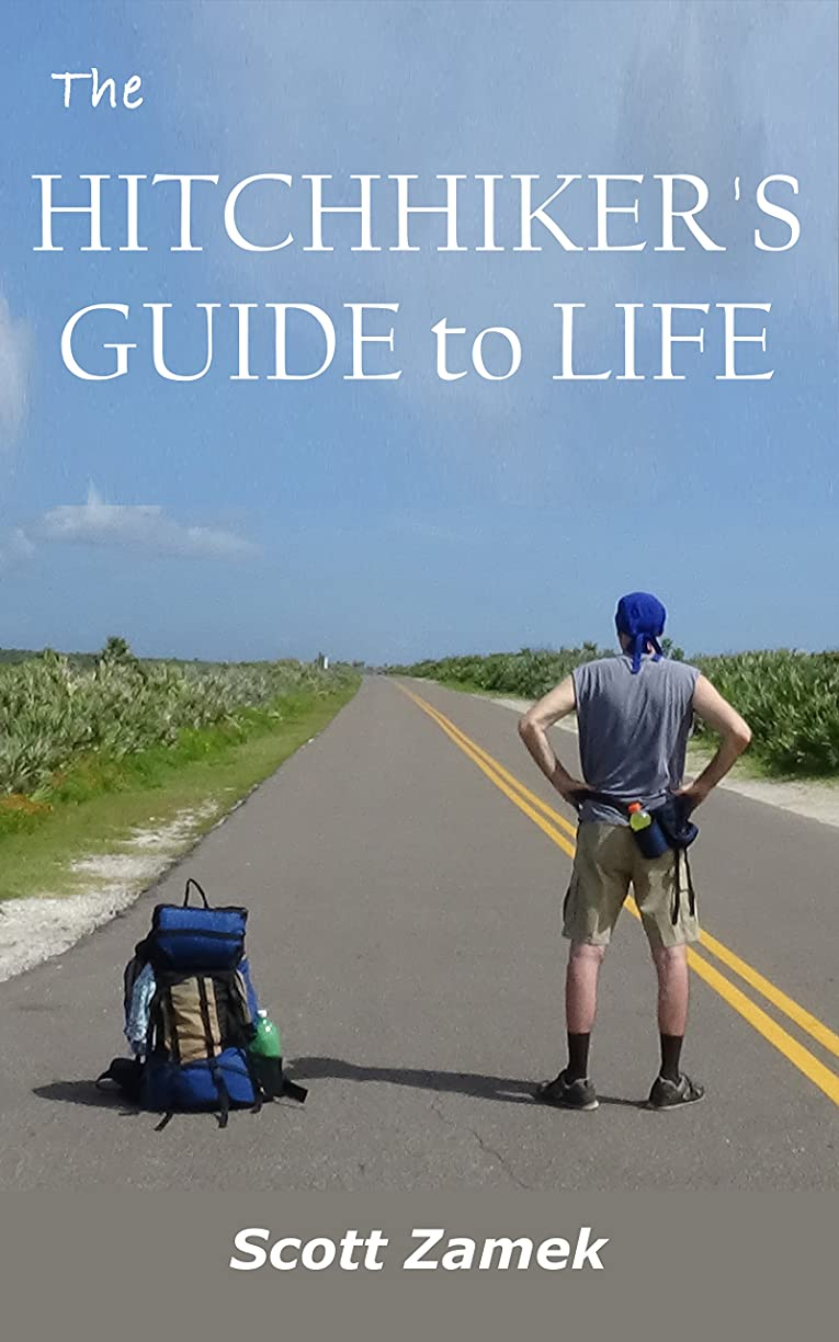 レタッチ政治家のスキャンThe Hitchhiker's Guide to Life (English Edition)