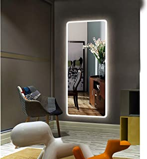 Alice LED Backlit Full Length Mirror Bedroom Dressing Mirror, 65
