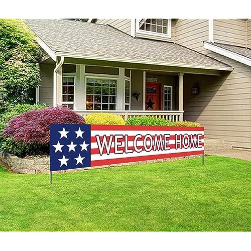 Silvima Welcome Home Banner