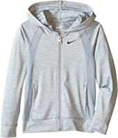 Nike Kids - Dri-FIT™ Lightweight Sport Essentials F/S Hoodie (Little Kids)