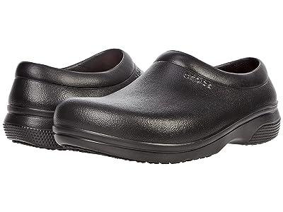 Crocs Work On The Clock Literide Slip-On Shoes