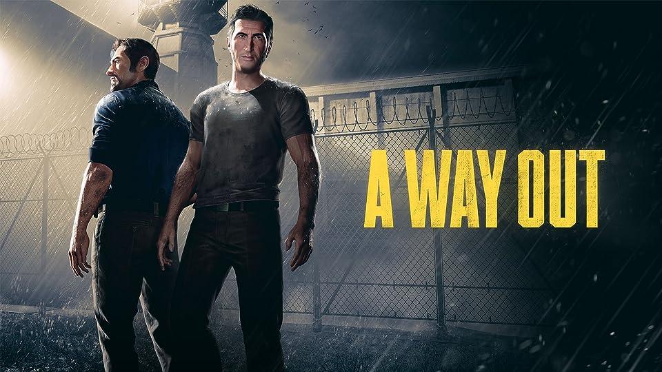 行政無秩序文句を言うA Way Out【英語版】|オンラインコード版
