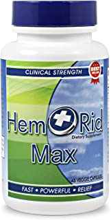 HemRid Max - Fast Hemorrhoid Relief. Get The Hemorrhoid Pills That Actually Work. Works in Just 2-5 Days. Doctor Recommended