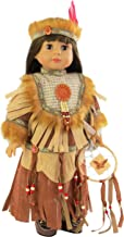 Native American Dream Catcher Outfit   Fits 18