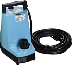 Little Giant 505176 5-MSP 1/6 Horsepower 115V Water Wizard 5 Series Submersible Utility Pump