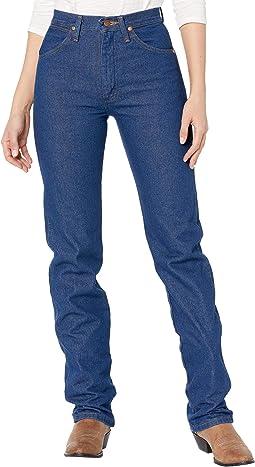 Cowboy Cut Slim Fit Natural Waist Jean