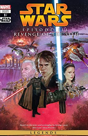 Star Wars: Episode III - Revenge of the Sith (2005) #1 (of 4) (English Edition)
