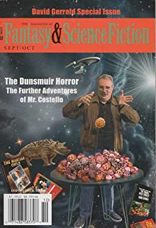 The Magazine of Fantasy & Science Fiction September/October 2016 (The Magazine of Fantasy & Science Fiction Book 131)