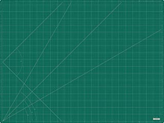 Trimits Lot Hoot pliante brodeuse Tapis de coupe et de repassage 60/x 46/cm