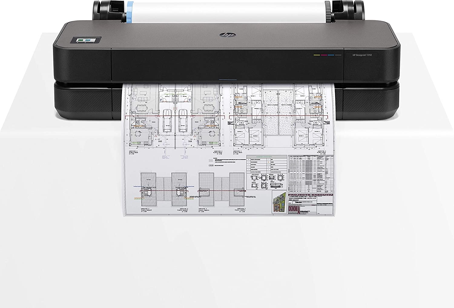 HP DesignJet Max 84% OFF T250 Large Format Printer Max 65% OFF Compact Plotter Wireless