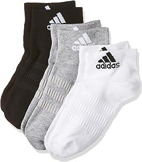 adidas Men's Light Ankle 3-pack Socks