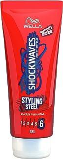 Wella Shockwaves Styling Steel Styling Gel, 150 ml