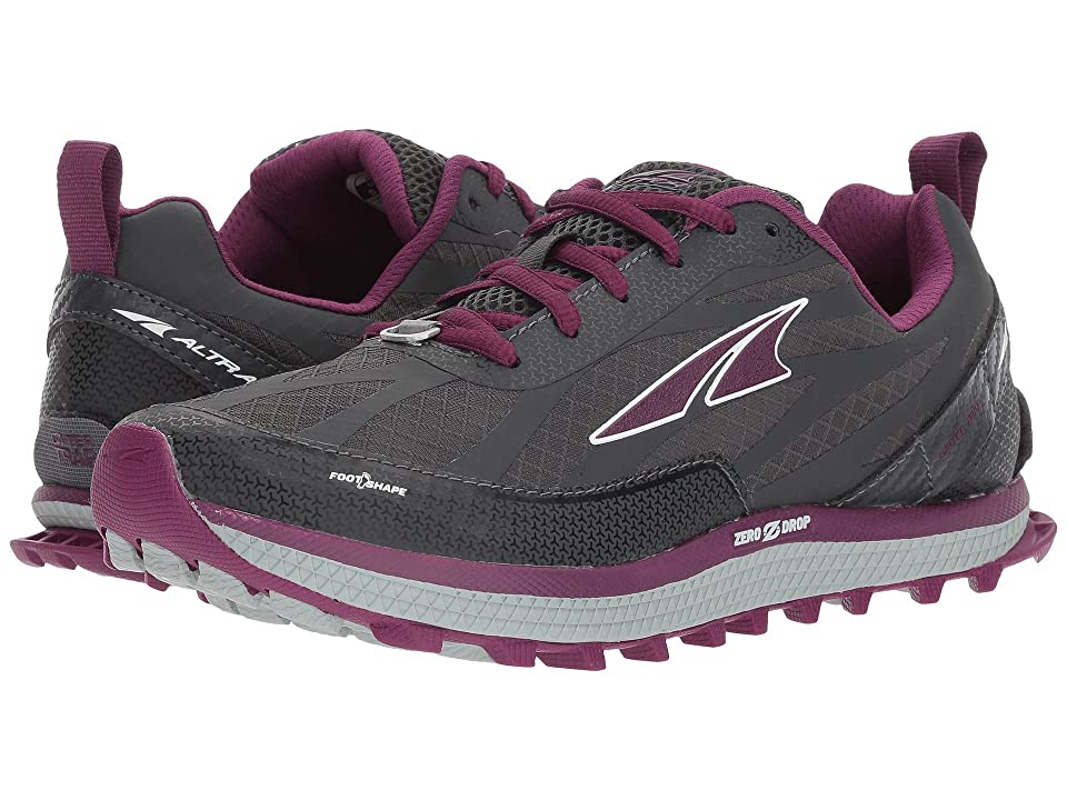 Altra Footwear Superior 3.5 (Gray/Purple) Women