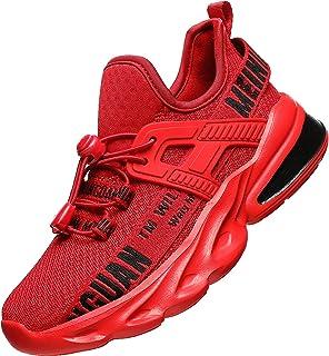 Sponsored Ad - MEI NIAN GUAN Little/Big Kid Boys Girls Shoes Tennis/Running Sports Sneakers