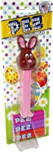 Easter Pez Brown Rabbit Candy and Dispenser