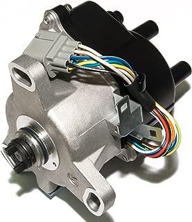 MAS Ignition Distributor w/Cap & Rotor TD-63U TD63U for 99 00 HONDA CIVIC ACURA EL 1.5L 1.6L SOHC ACCORD 2.3L TD-73U TD-91U