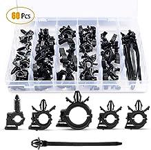Amazon.com: wire harness clipsAmazon.com