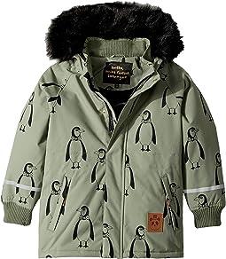 mini rodini - K2 Penguin Parka (Toddler/Little Kids/Big Kids)