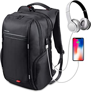 Tendak バックパック リュックサック リュック 防水 大容量 多機能 盗難防止 USB充電ポート付 ビジネス バッグ 15.6インチパソコン/タブレット/ipad対応 通勤 通学 出張 メンズ レディース レインカバー付き