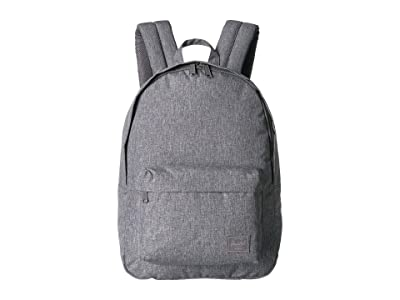 Herschel Supply Co. Classic Mid-Volume Light (Raven Crosshatch) Backpack Bags